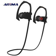Buy AIYIMA Wireless Bluetooth Headphones Waterproof Stereo Earphone Auriculares Inalambrico Sports Running Bluetooth Fone De Ouvido for $16.49 in AliExpress store