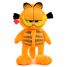 New Children Stuffed Toy kids doll plush baby toys Garfield Genuine doll cat Factory outlets Christmas birthday gift(China)