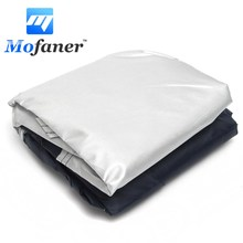 Mofaner XL Motorcycle Dust Rain Cover UV Waterproof Outdoor Vented Motor Bike Scooter Covers(China)