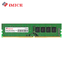 iMICE RAM DDR4 4GB 2400MHz CL15 PC-19200S 1.2V 1Rx8 288-Pin 8GB 2133MHz SODIMM RAM For Intel Desktop Memory Stick Compatible PC(China)