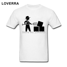 Farmer Men T-Shirt Summer 100%Cotton Hip Hop TShirt Man Short Sleeve O-Neck Fitness Oversize Brand Clothing For Teenager