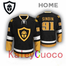 KALEYCUOCO Las Vegas Black Knights Jersey custom any name and number size 2XS-6XL