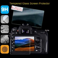 Original LCD Screen 9H Ultra Thin Tempered Glass Screen Protector For Canon E0S 7D 77D 760D 80D 800D Toughened Protective Film