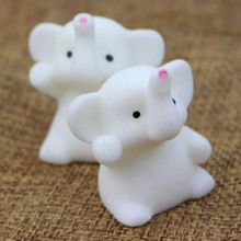 Soft Focus Elephant Squeeze Cute Healing Toy Fun Joke Decompression Toys Perfect Gift To Children Jouets anti-stress(China)