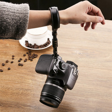 PU Leather Strap Camera Hand Grip Wrist Strap For Samsung NX3300 NX3000 NX1000 NX2000 WB110 NX300 NX500 NX200 NX300M WB2100