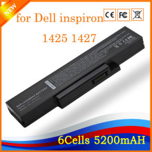 11.1V 5200mah 6cell Compatible Laptop Battery Replacement for Dell inspiron 1425 1427(China)