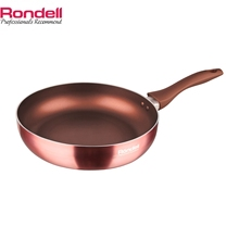 Deep frying pan without lid 26 cm Nouvelle Etoile Rondell RDA-791