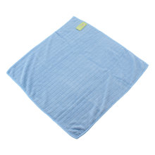 UXCELL Hotel Household Kitchen Microfiber Cloth Dish Car Cleaning Towel Blue 35 X 35Cm
