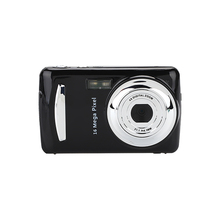 Cewaal Schwarz Ultra Foto 16MP Ultra-klar HD Digital Kamera DVR 16MP mini HD Kamera Präzise Video Recorder 16MP 1080 p Kamera DV(China)