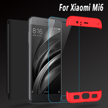 Buy xiaomi mi 6 case luxury 360 Full protection mobile phone cases xiaomi mi 6 mi6 back cover case hard 3 1 armor fundas for $5.51 in AliExpress store