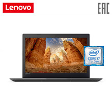 "Ноутбук lenovo 15,6 ""320-15IKBN/HD AG/I7-7500U (H)/8 ГБ/1 ТБ/G940MX 4G GDDR5/Win10/черный (80XL02U9RK)(Russian Federation)"