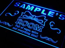 pe-tm Name Personalized Custom Girl Princess Room Bar Neon Sign with On/Off Switch 7 Colors 4 Sizes