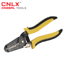 Hand wire stripper pliers 0.5-6mm2 LX-5021 spring line Cutters