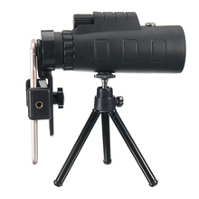 Universal 12X Telescope Monocular Mobile Phone Lens Telephoto Camping Outdoors with Phone Holder Portable for iPhone For Samsung(China)