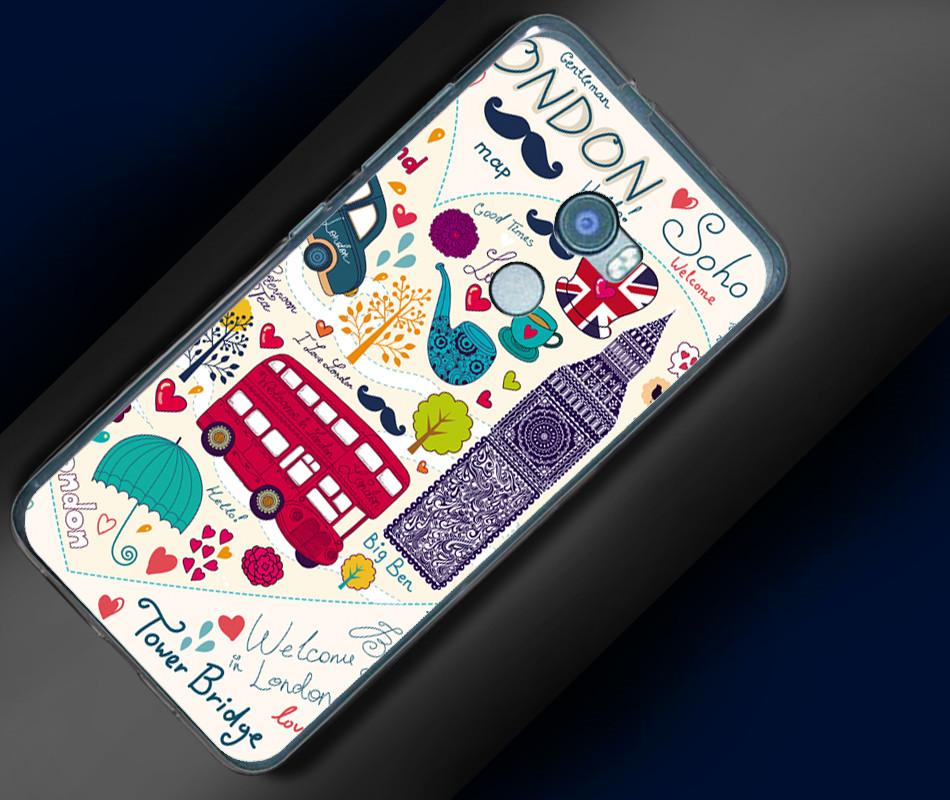 "Soft TPU For Coque HTC One X10 Case Cover Cute Cartoon UV Printing Phone Cases For HTC One X10 E66 Funda Capa For HTC X10 5.5"" 11"