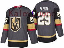 KALEYCUOCO 2017-2018 Season Custom 29 Marc Andre Fleury Vegas Golden Knights Quick-Dry Flexible Jerseys (custom any name number)