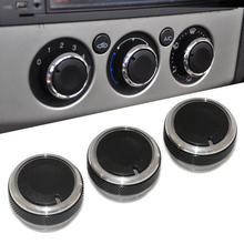 Air Conditioning Heat Control Switch knob AC Knob Case For Ford Focus 2 MK2 3 MK3 Sedan Hatchback For Mondeo auto accessories(China)
