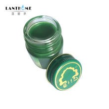 1 Piece tiger Thai Herbal Balm,Pain Relif Ointment,Refresh Oneself Influenza Cold Headache Dizziness Summer Mosquito Killer(China)