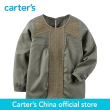 Carter's 1pcs baby children kids Embroidered Twill Top 235G090,sold by Carter's China official store