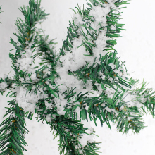 500g Artificial Magic Rapid Expansion Instant Snow Powder Christmas Party Decor(China)