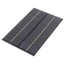 UXCELL 6V 4.2W Diy Polycrystallinesilicon Solar Panel Power Cell Battery Charger 200Mm X 130Mm