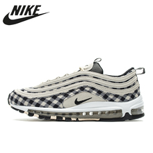 Nike Air Max 97 Men's/Women's Air Cushion Breathable Running Shoes 312834-201