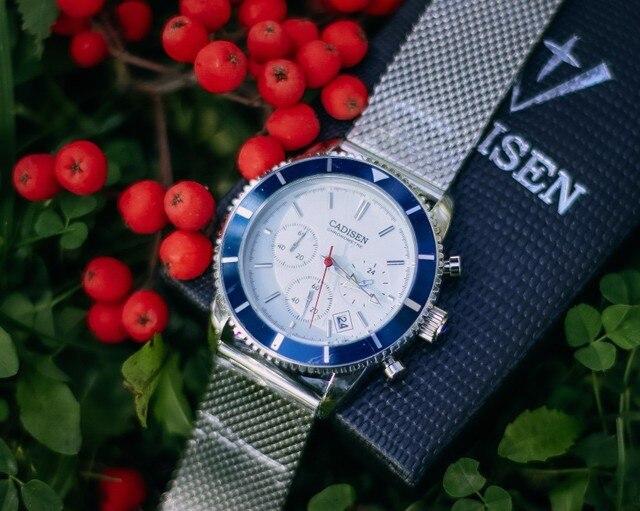 Кварцевые часы CADISEN C9067 - характеристики