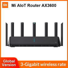 External-Signal-Amplifier Router Ax3600 Mesh Wifi Gigabit Encryption Aiot WPA3 Xiaomi Mi