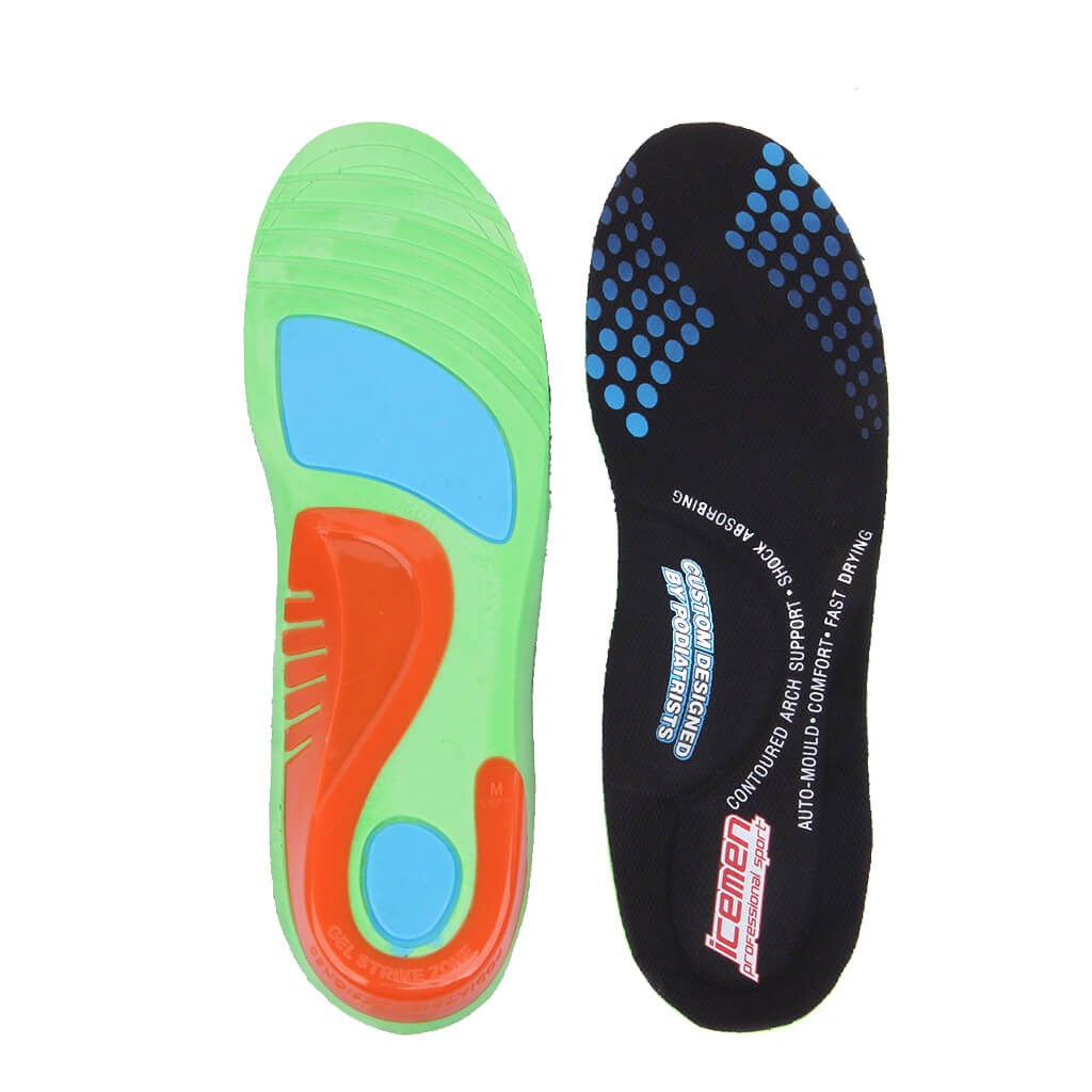 Icemen-Orthopedic Insoles title=