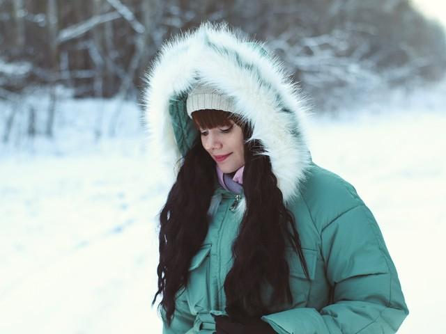 Хорошенькая куртка с капюшоном Xiaoxiao - fashion