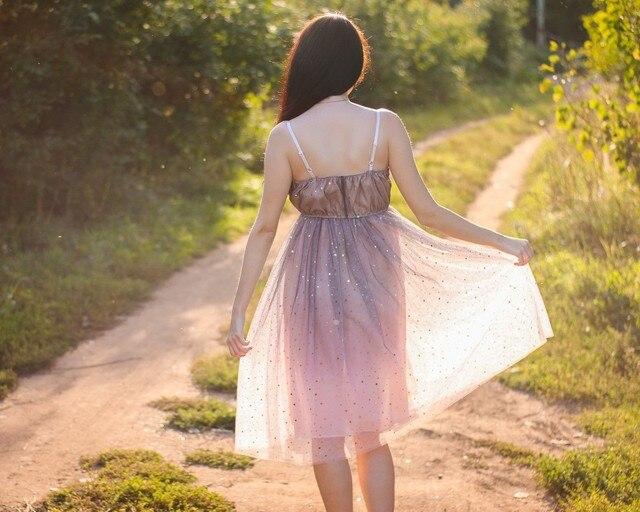 Волшебное фатиновое платье xiaoxiao - инструкция