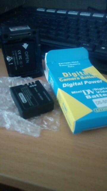 2x Baterìa DS-SD20 SD23 SD19 SD21,SD22 Cargador doble para AEE SD18