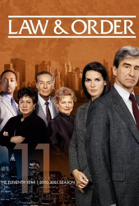 法律与秩序第十一季