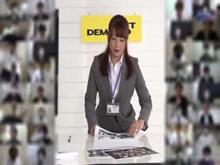 SOD女子社员 絶顶!不断高潮公司説明会04 番号:sdjs093