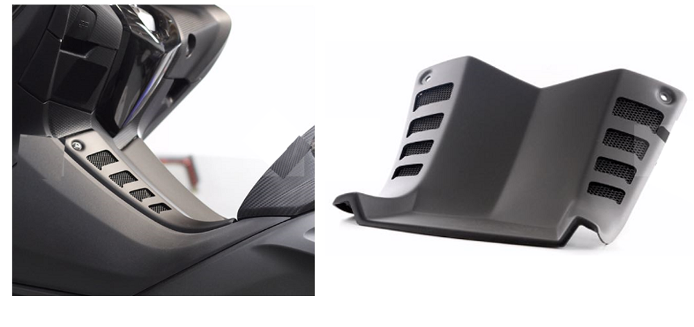 Tunnel Middle Cover for YAMAHA TMAX 530 2012 - 2016 title=