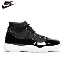 Boots Basketball-Shoes Outdoor-Sneakers Air-Jordan Training Bred Mens Original Nike Gym