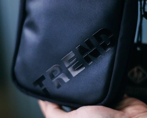 Мужская сумка для документов HK - обзор