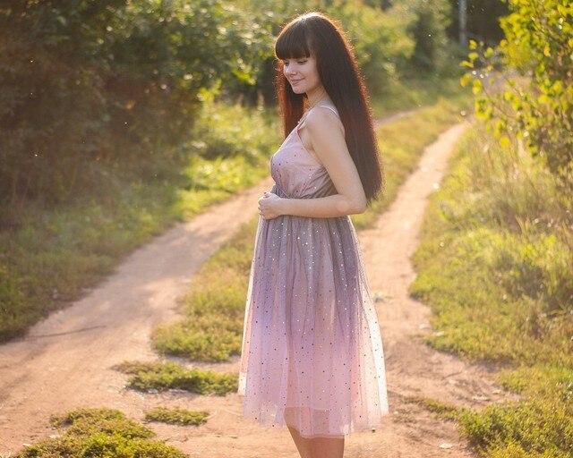 Волшебное фатиновое платье xiaoxiao - характеристики