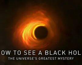 如何看见黑洞:宇宙的终极秘密