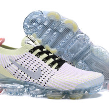 Running-Shoes Sports-Sneakers NIKE Air-Vapormax Men's Women Authentic FLYKNI Breathable