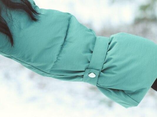 Хорошенькая куртка с капюшоном Xiaoxiao - мода