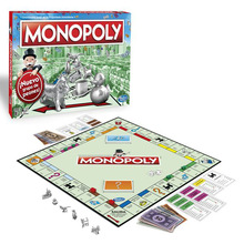Monopoly boardgames for economists financiers accountants