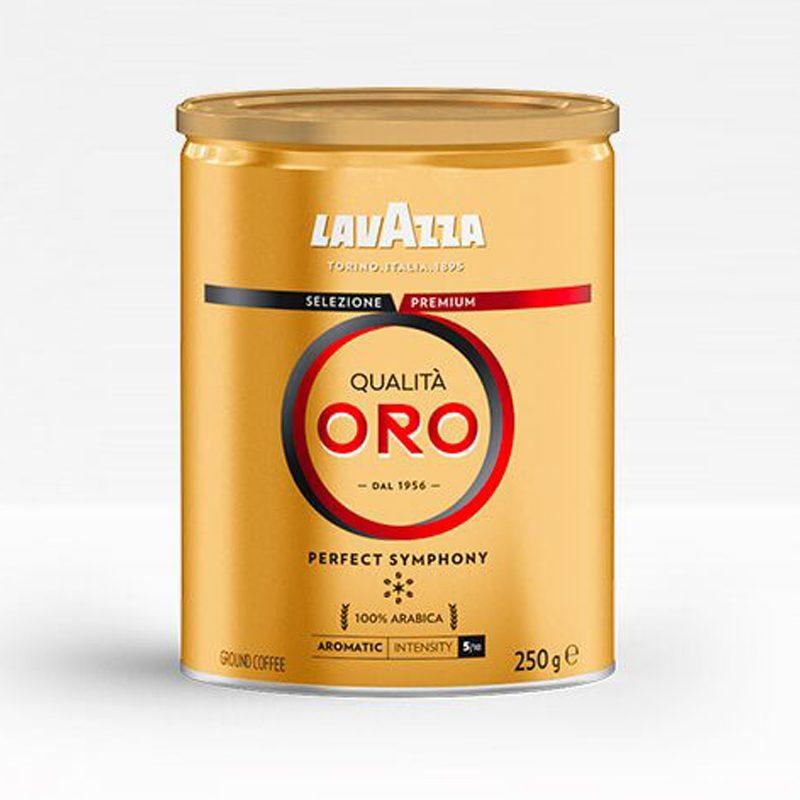 Lavazza qualita-золото 250 г. Олова Молотый кофе