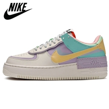 Skateboarding AF1 Sports-Sneakers One-Shoes Airforce 1-Shadow Nike Women's Original Outdoor