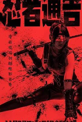 忍者通告的海报