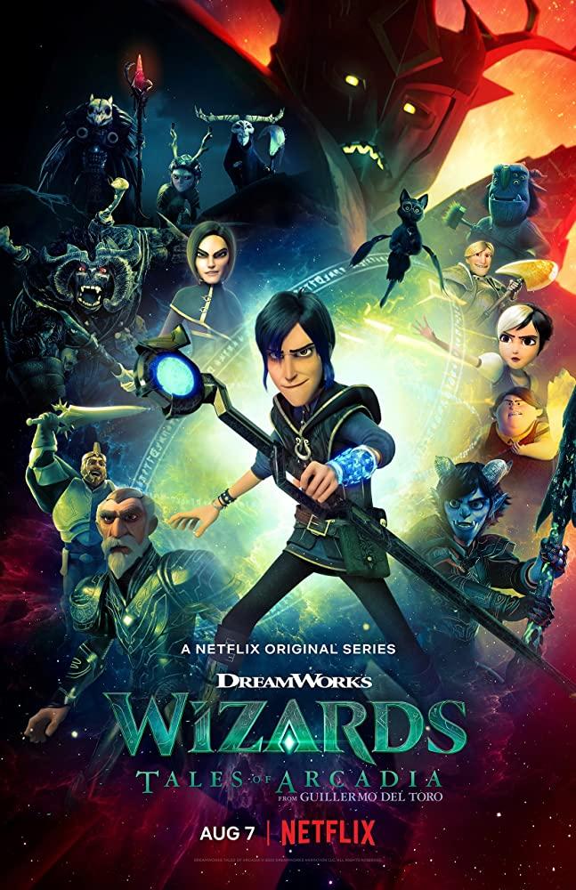 魔法大师:世外桃源的传说第一季
