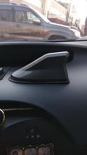 KSUVR Antenne daileron de Requin de Voiture antenne dautoradio Plus Forte antenne daileron de Requin de Signal pour Nissan Qashqai X-Trail///J10 J11 T31 T32 2011 2012 2017 2018