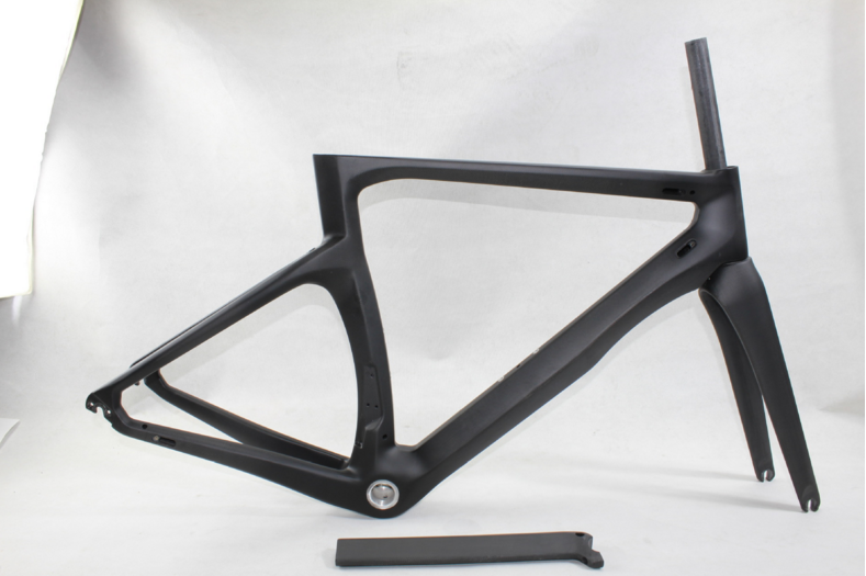 Bicycle-Disc Bike-Frame T1100 Carbon-Road 1K V-Brake And Mechanical-Di2 Accept Custom-Logo title=