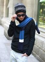 осень и зима вилочная часть три - цвет шарф осень и зима вилочная часть пряжа трикотаж глушитель шарф