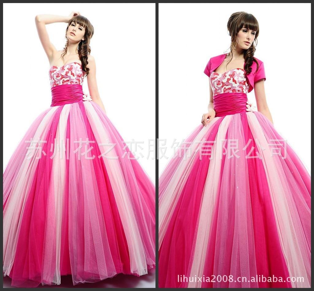 Bonito Vestido De Boda Sueño Ideas Ornamento Elaboración Festooning ...